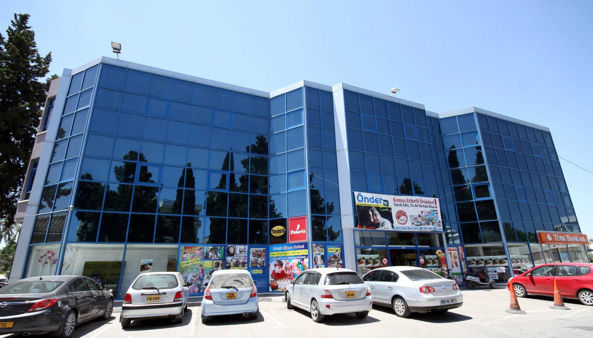"""Детский игровой центр в магазине """"Ондер"""""""
