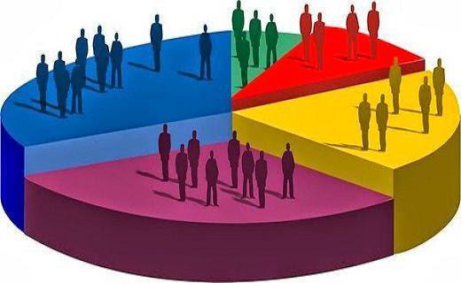 Общая численность населения ТРСК составляет 352 тысячи человек