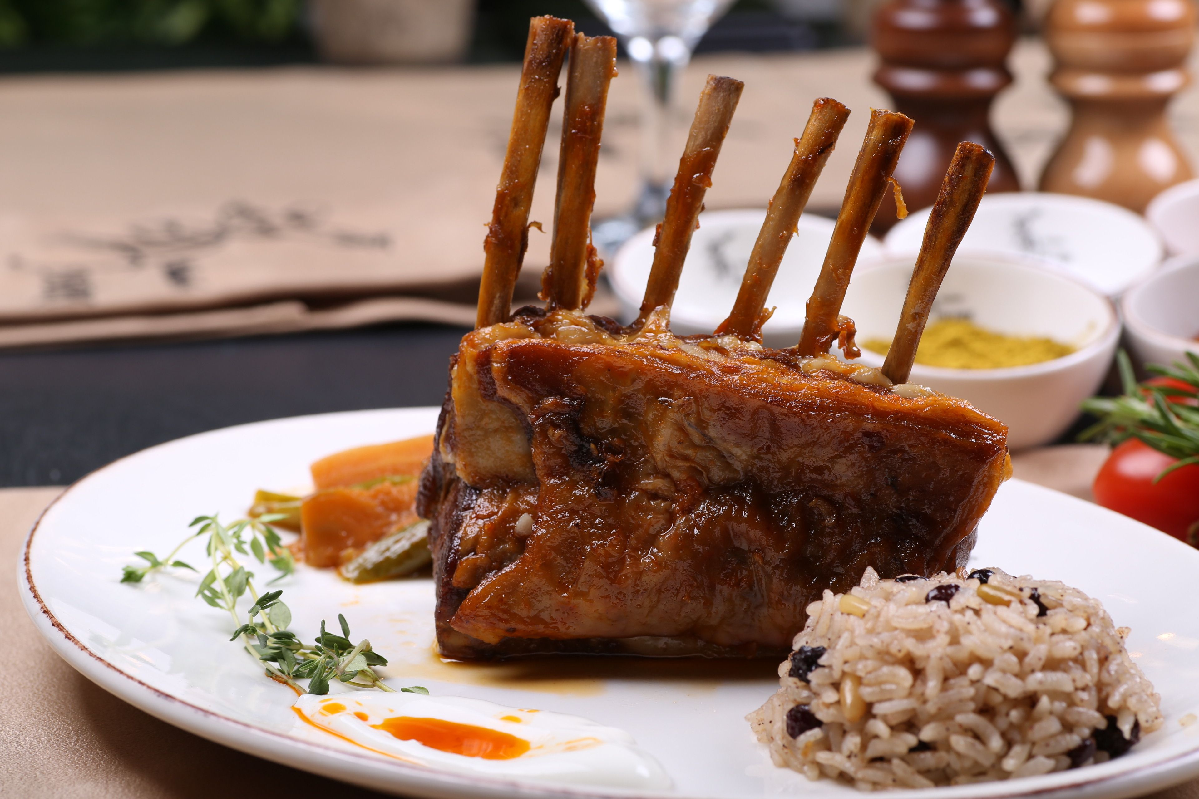Ресторан «Matbah-ı Amire Osmanlı ve Türk Mutfağı»