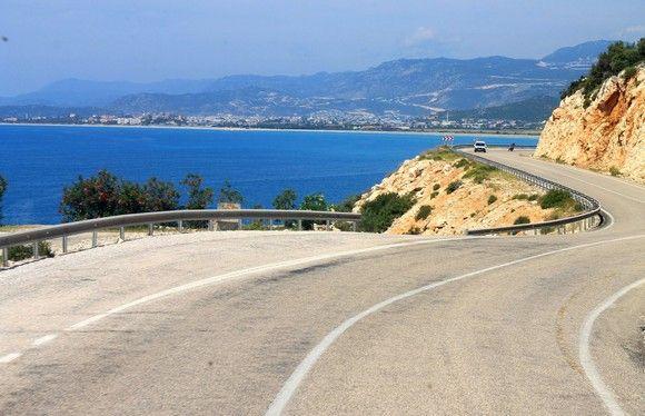 К 2020 году на Северном Кипре появится 400 км новых дорог
