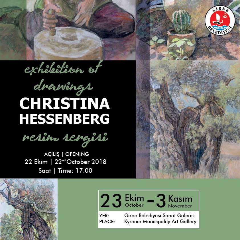 Работы Хессенберг будут представлены в Кирении