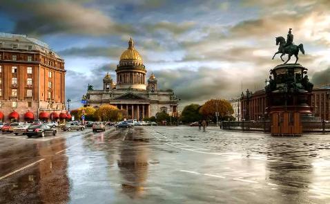 Фотовыставка «Санкт-Петербург. Поэтическая реальность» на Кипре