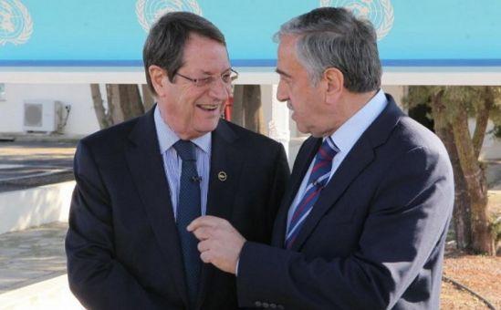 Акынджи и Анастасиадис готовы обсуждать с ООН возобновление переговоров