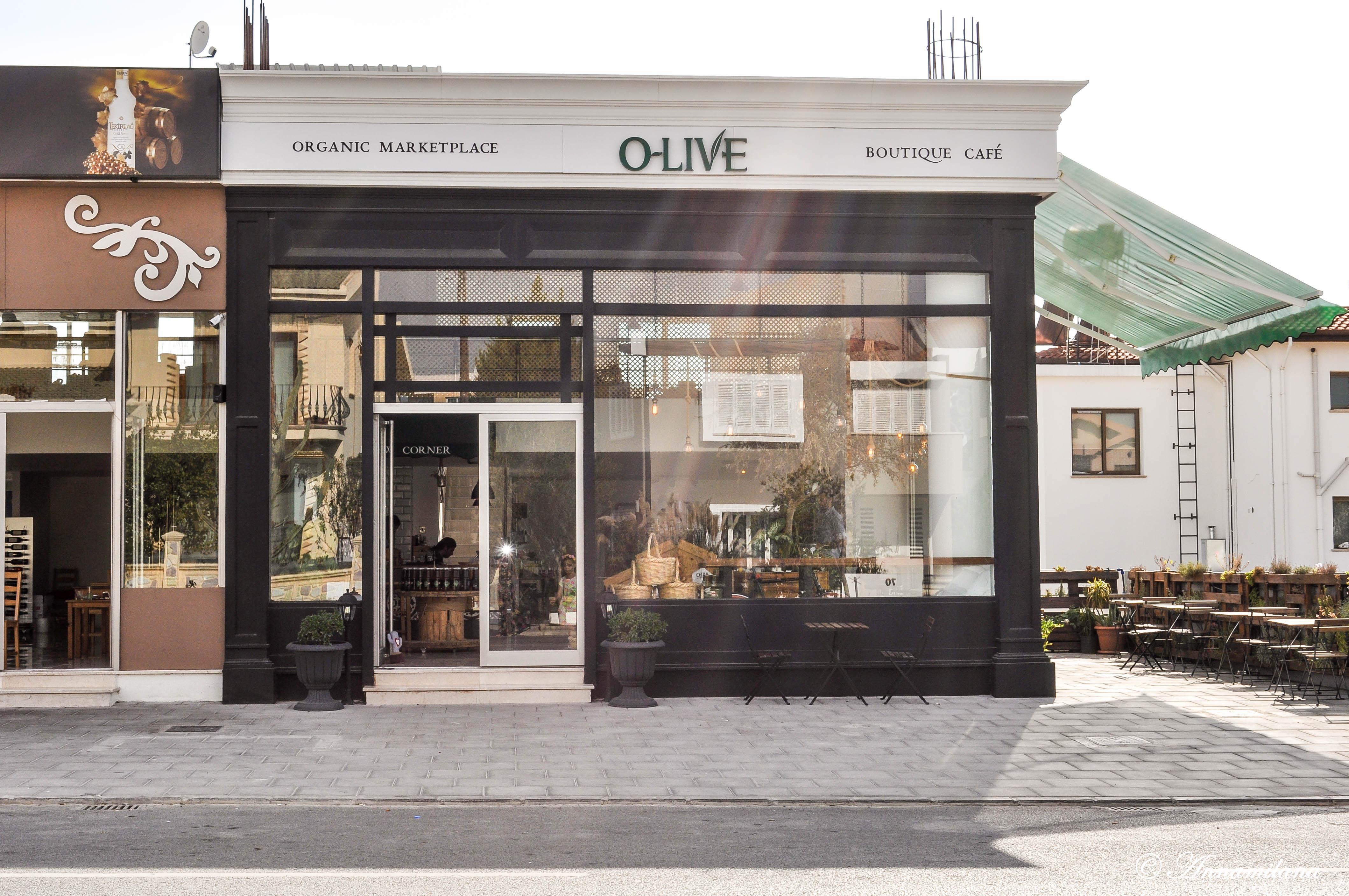 """Магазин-пивоварня """"Olive Boutique & Café"""""""