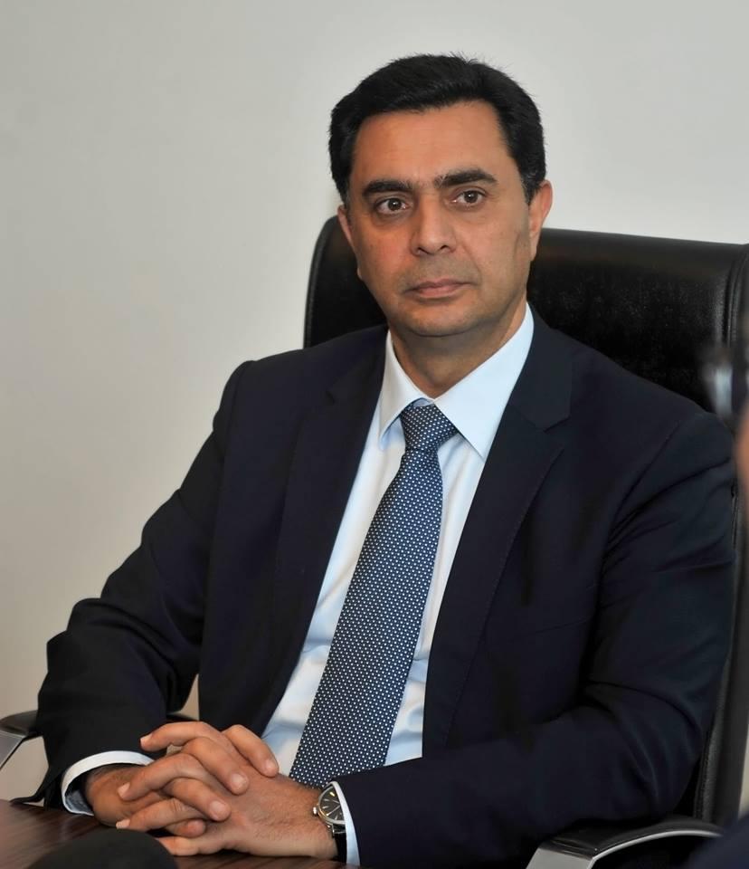 Нами: «Ждем решения Турции по проводке электрического кабеля на Кипр»