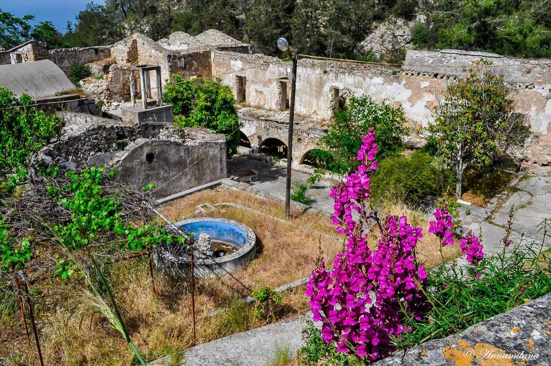 Армянский монастырь Сурп Магар
