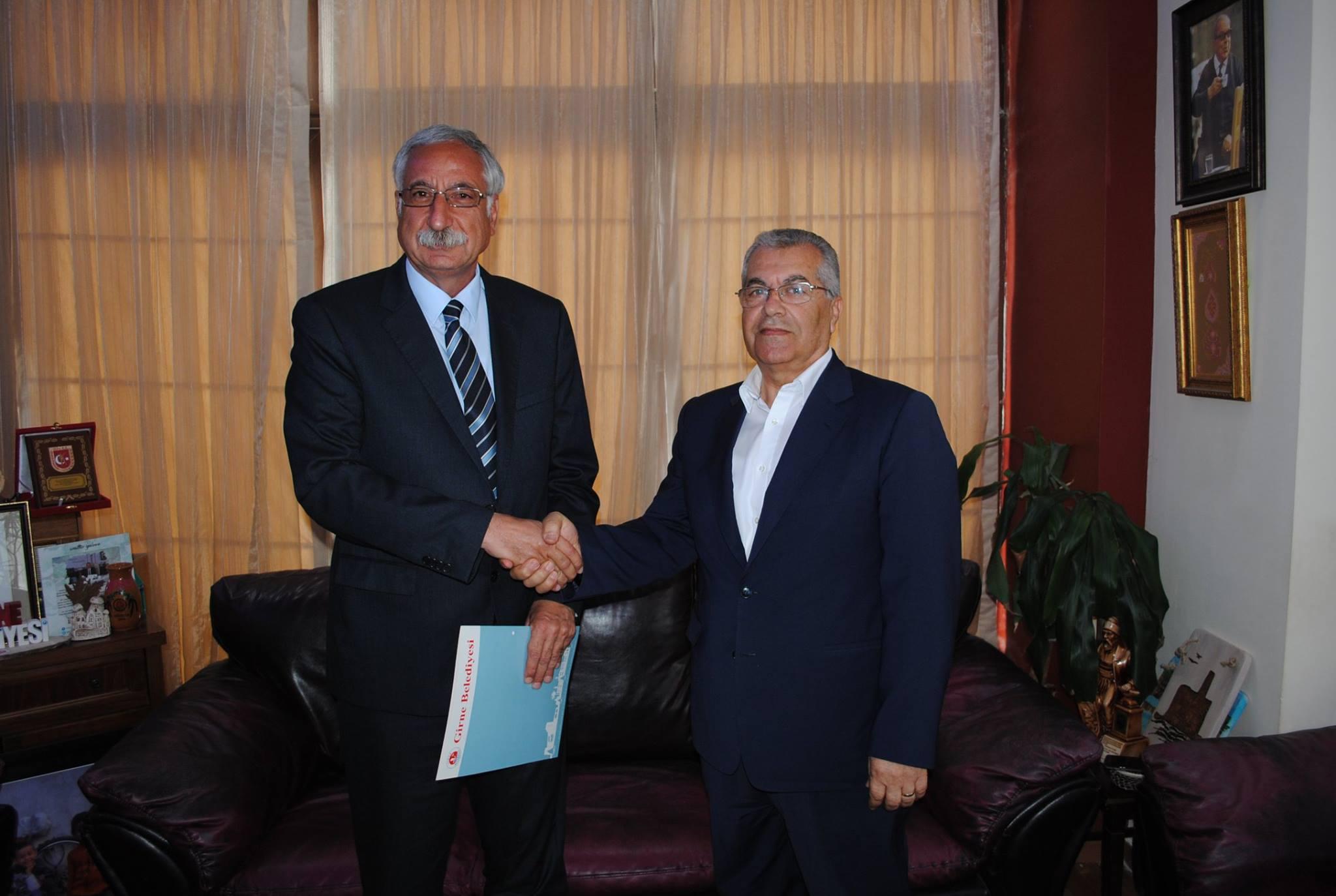 На строительство муниципалитета Кирении потратят еще 16 миллионов лир