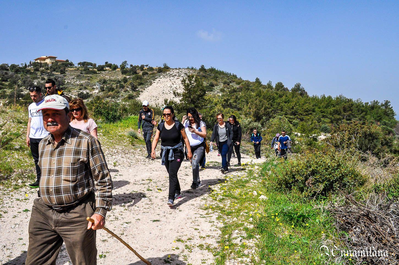 Весенний поход в горы