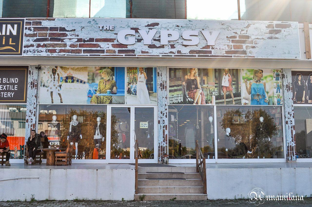 Магазин «GYPSY Butik»