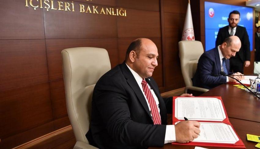 Новый протокол о водительских правах подписан между ТРСК и Турцией