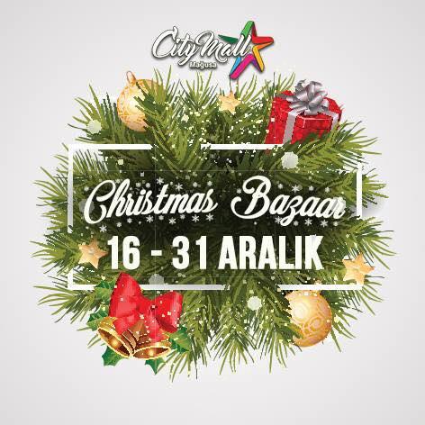 Рождественский и новогодний базар в CityMall Cyprus