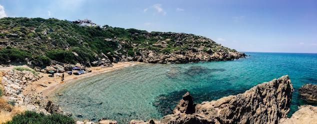 Сентябрь на Кипре