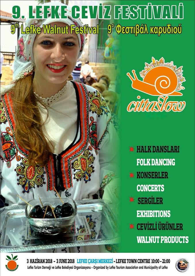 9-й фестиваль грецкого ореха