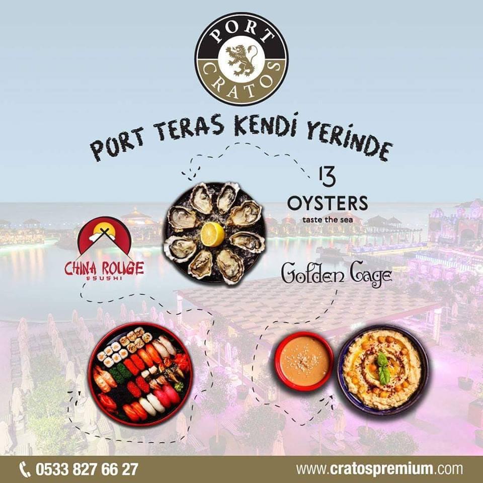 Открытие новых ресторанов в Port Cratos