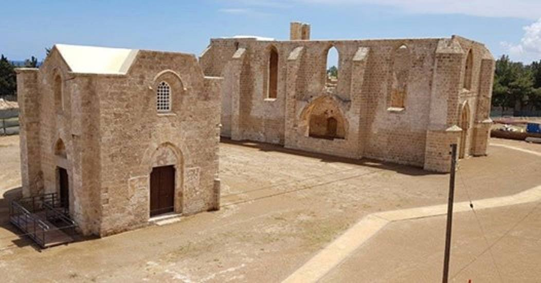 На Северном Кипре отреставрировали две церкви