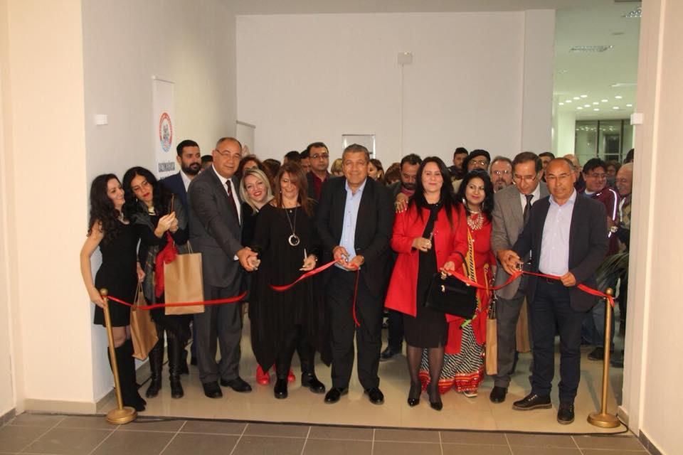 В Фамагусте открылась выставка картин художников из 13 стран