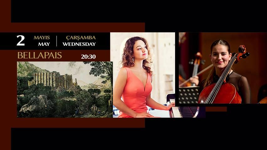 Cello & Piano Recital в Аббатстве Беллапаис