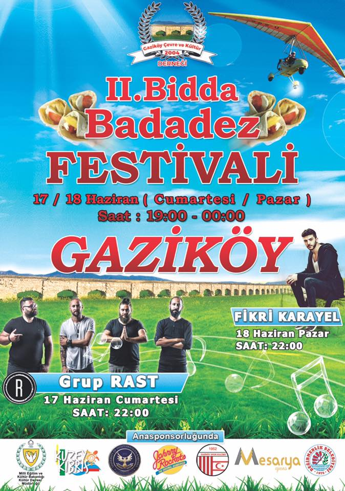 2-й фестиваль Бидда Бададез