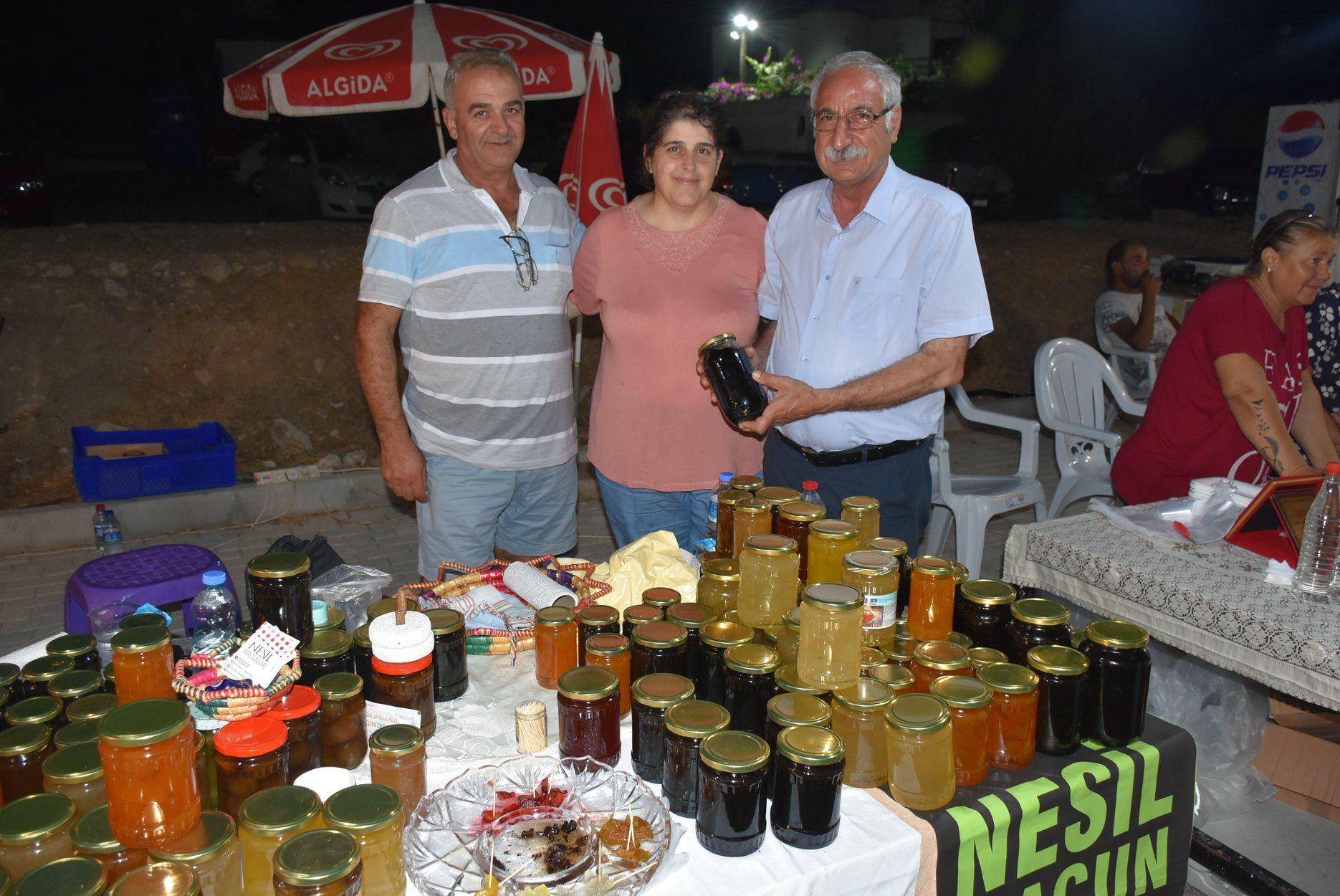 Фестиваль пекмеза в Кирении