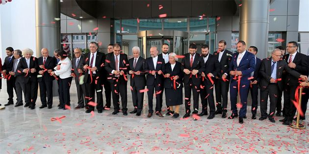 В Лефкоше открылось здание факультета медицинских наук и инновационных технологий
