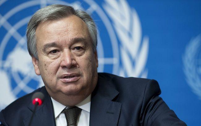 Генеральный секретарь ООН Антонио Гутьереш в четверг вернется в Швейцарию