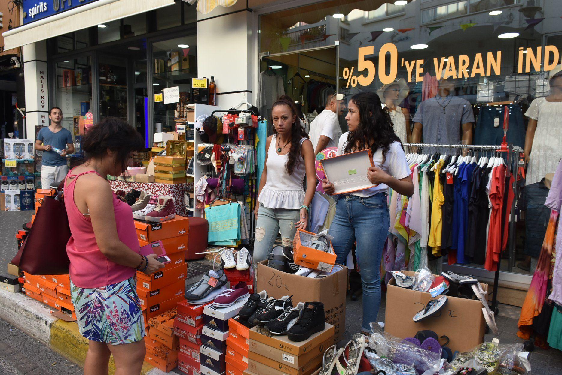 Как прошел фестиваль покупок в Кирении