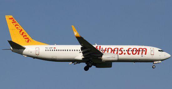Пассажиры рейсов Лондон – Эрджан смогут не выходить из самолета при пересадке в Турции