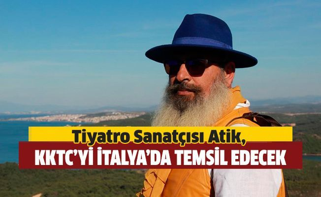 Турко-киприот проведет театральный семинар в Милане