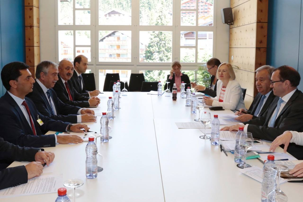 Переговоры по объединению Кипра вновь провалились