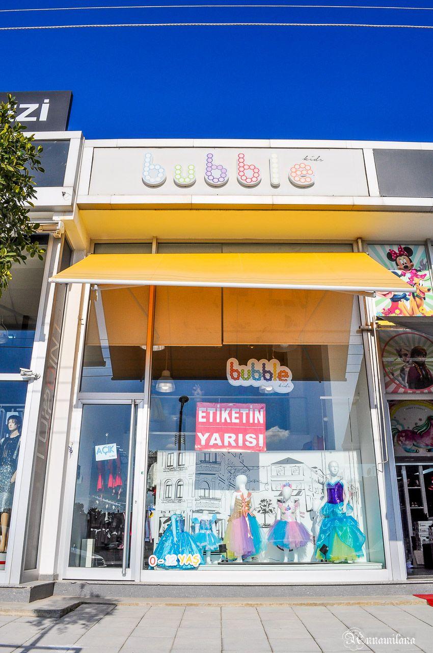 магазин детской одежды «BubbleKids»