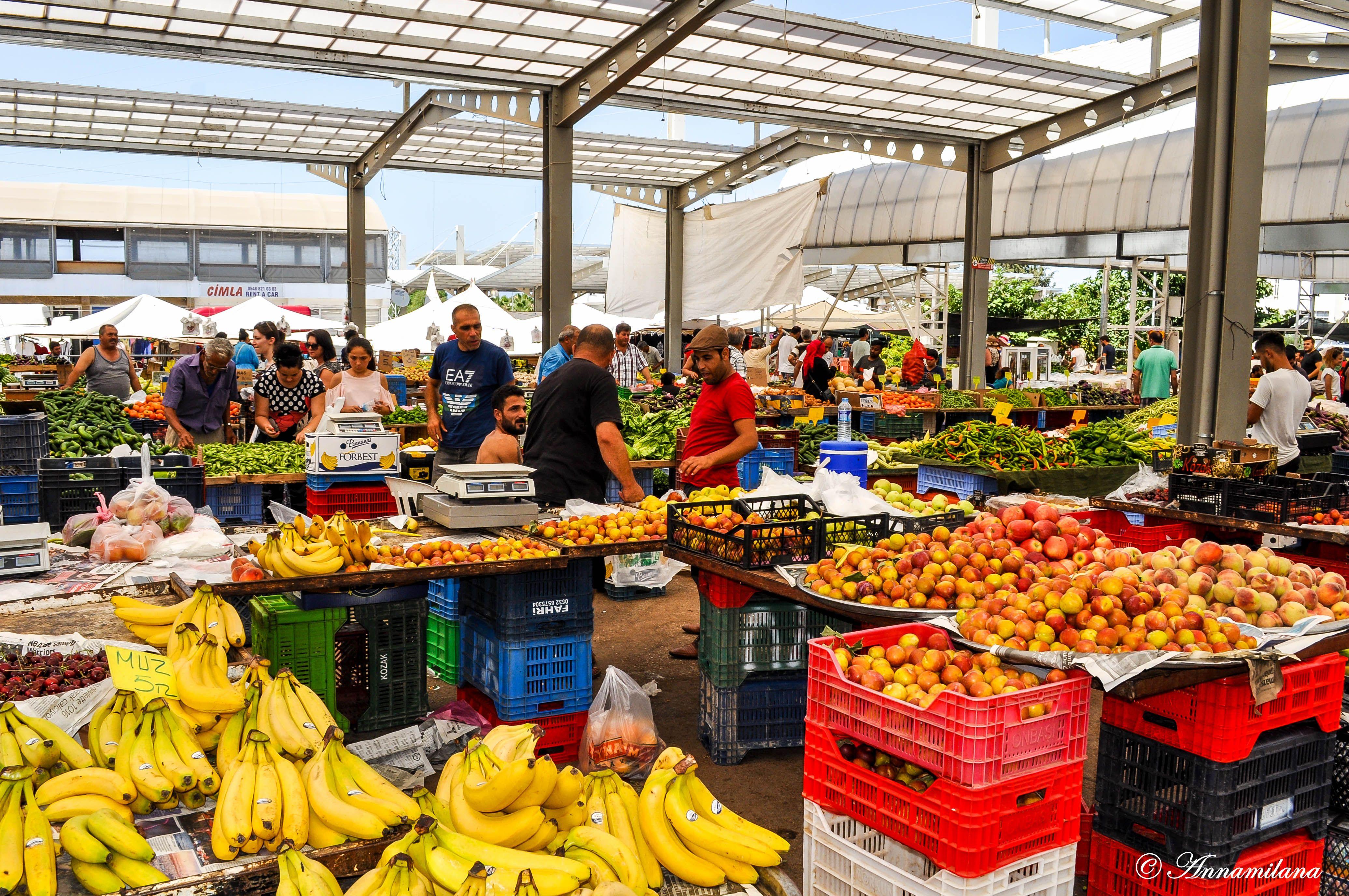Июньский рынок