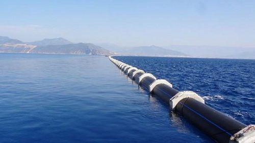 Турция проложит газовую трубу через Северный Кипр