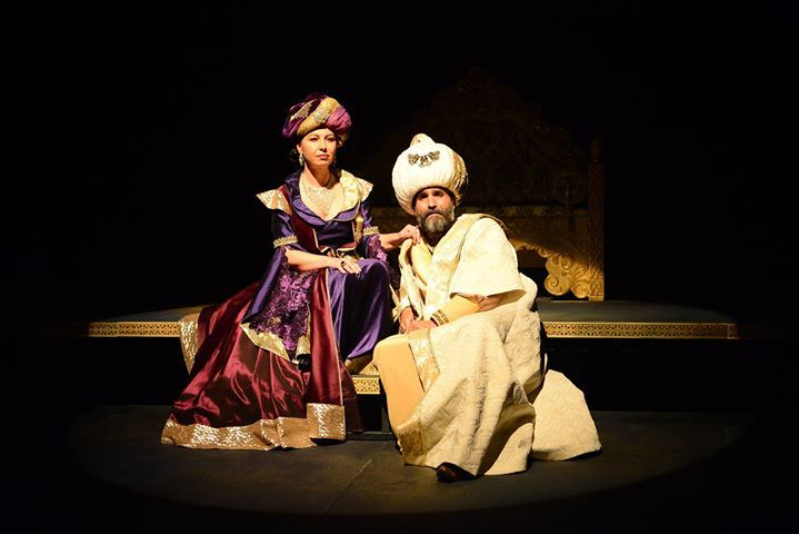 Государственный театр Анкары в Амфитеатре Кирении
