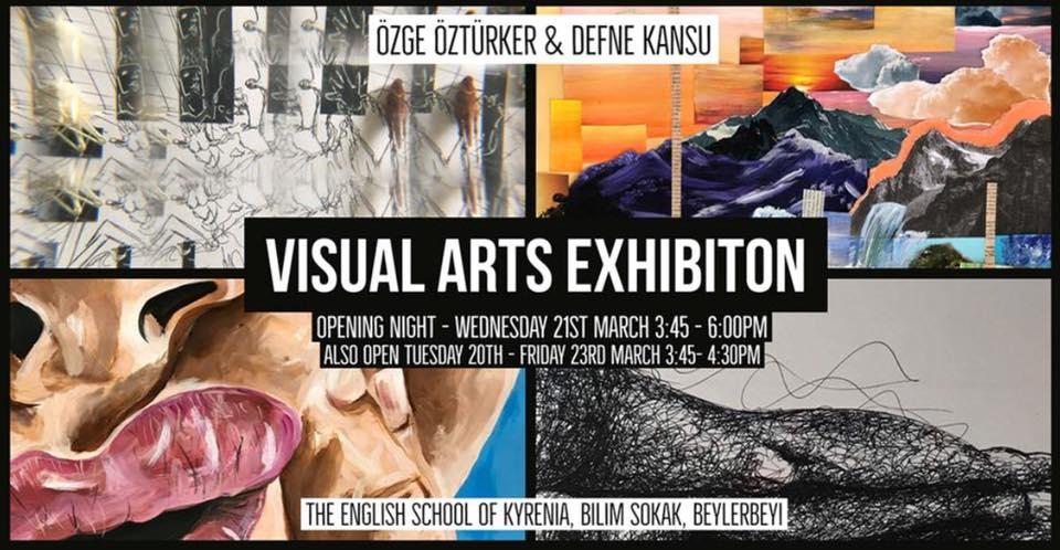 Выставка изобразительных искусств Özge Özgener & Defne Kansu
