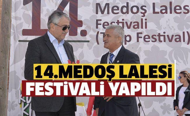 В Автепе прошел фестиваль Medoş Lalesi