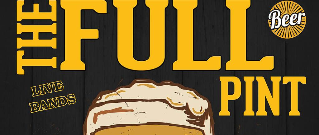 Full Pint Homebrew — фестиваль пива