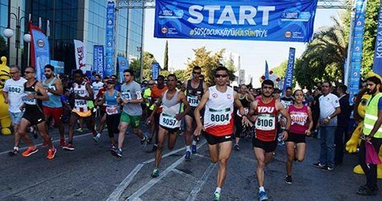 В Лефкоше прошел благотворительный марафон