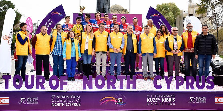 На Северном Кипре прошел международный велотур