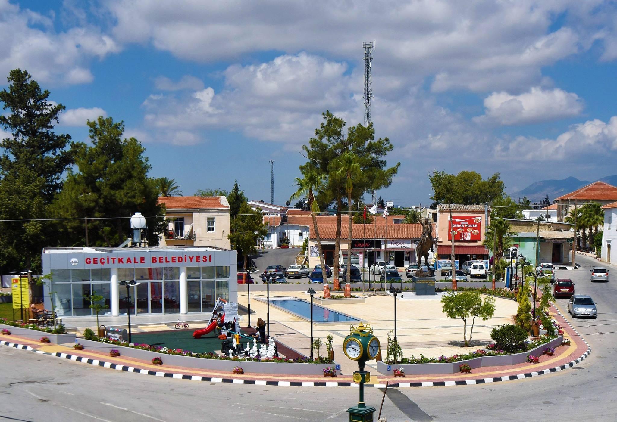 В Гечиткале появилась обновленная центральная площадь