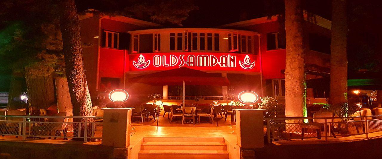 Ресторан «Oldşamdan»