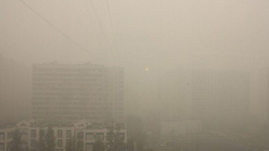 Остров накрыла пыль