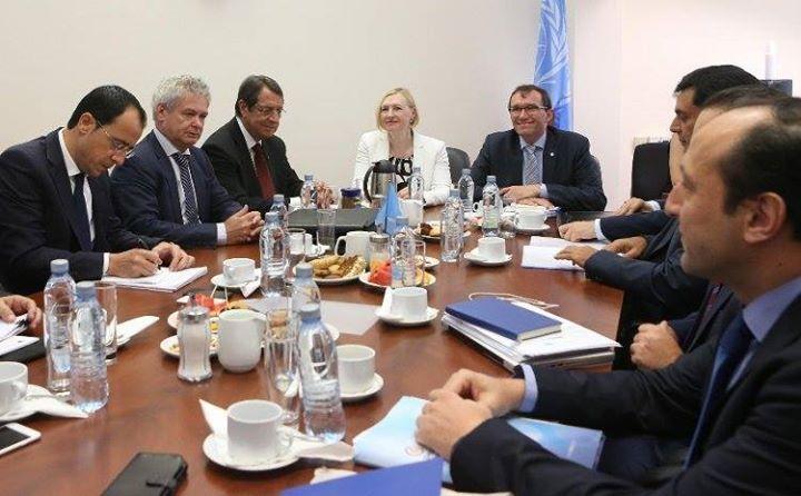 Вторая неделя переговоров по Кипрскому вопросу