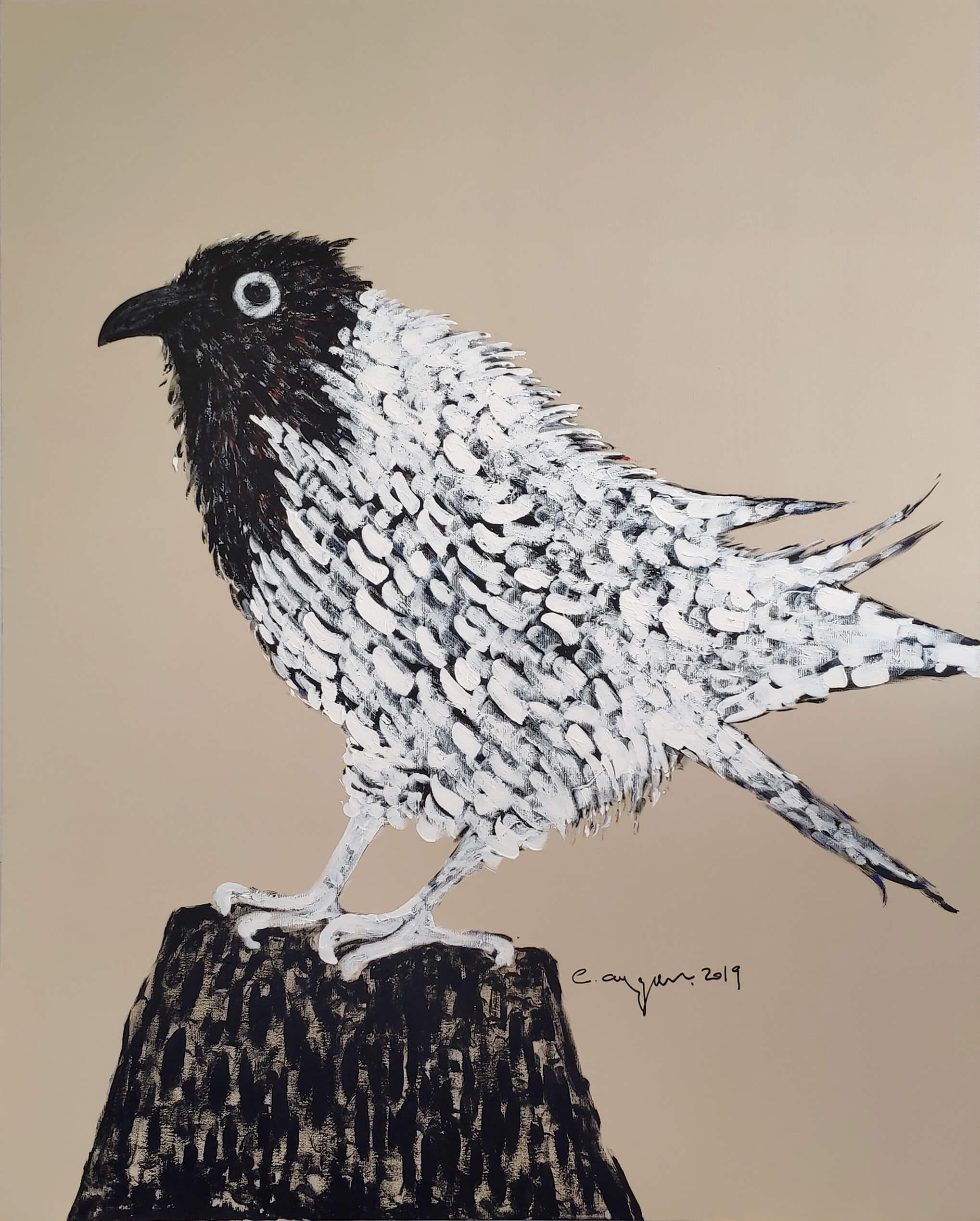Выставка живописи турецких художников проходит в Near East University