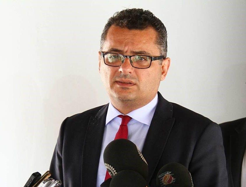Эрхюрман: «Мы предпринимаем решительные шаги для открытия КПП Derinya и Aplıç»