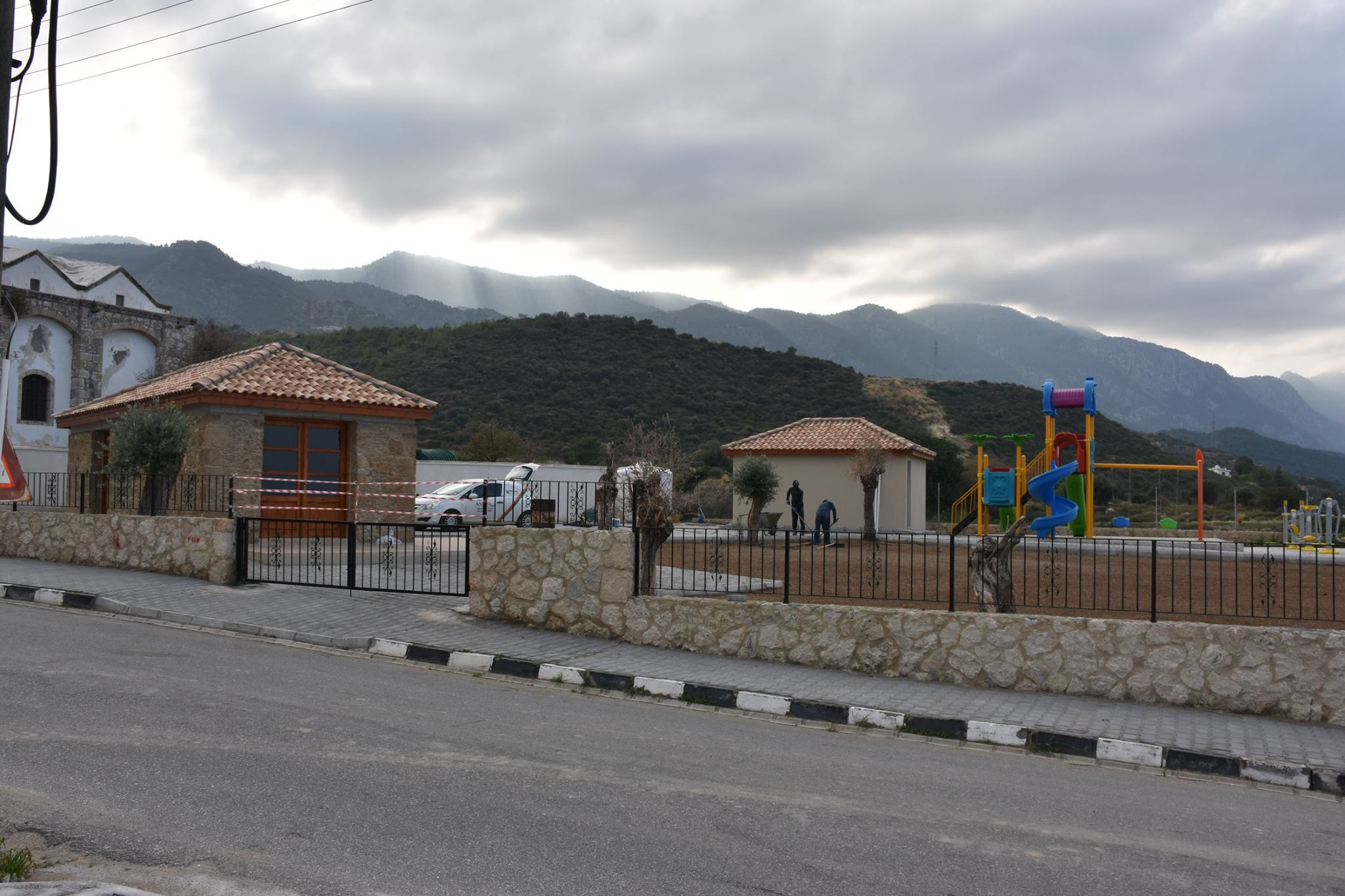 В Ешилтепе появится парк и детская площадка