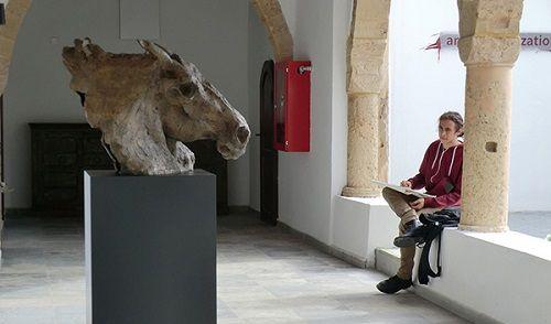 В Кирении проходит уникальная выставка