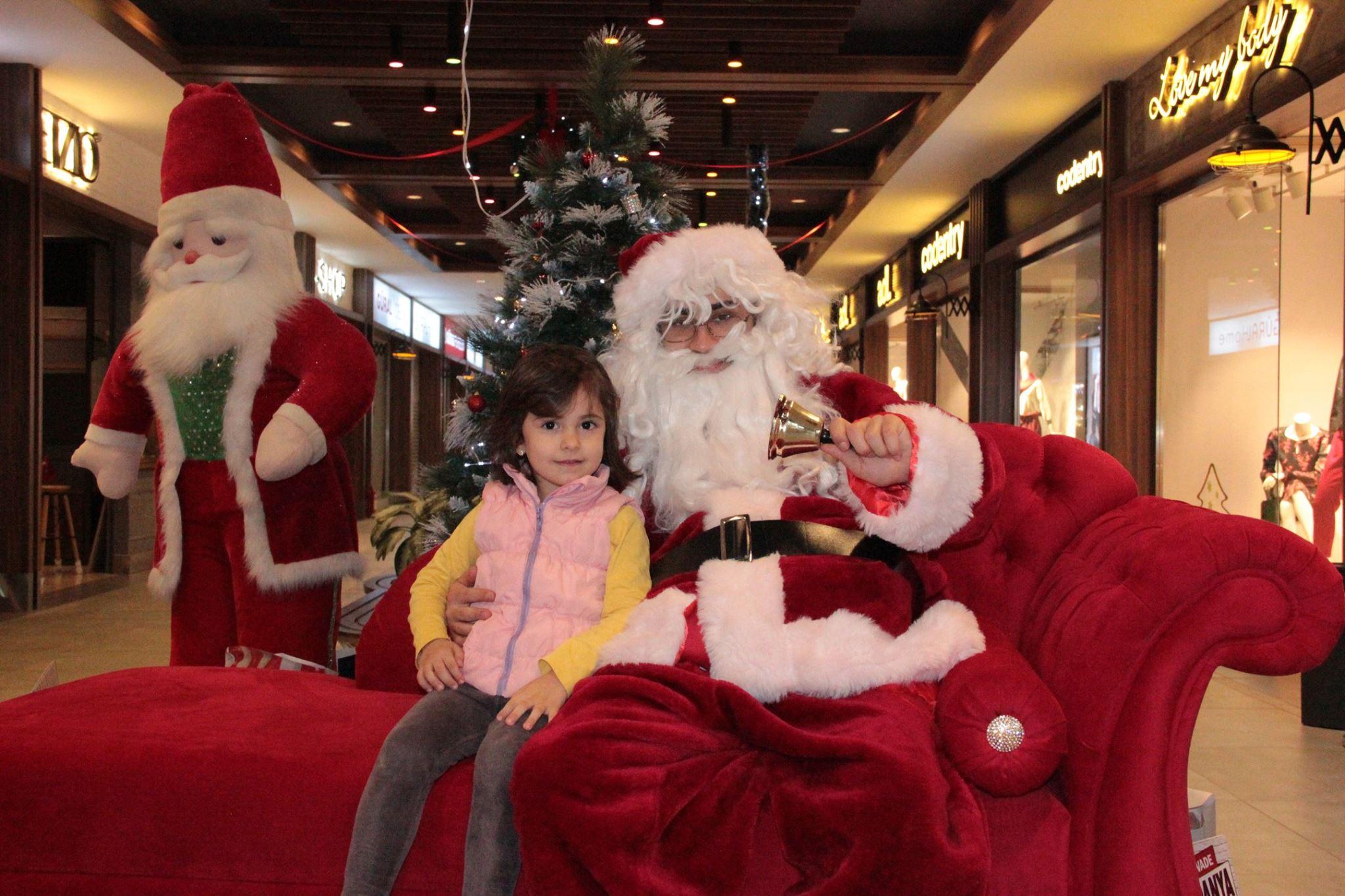 Загадываем желание Санта-Клаусу