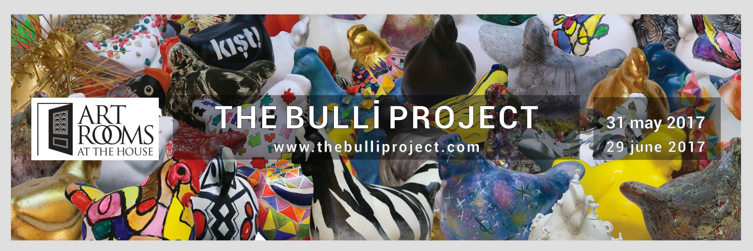 Выставка скульптур «Bulli Project»