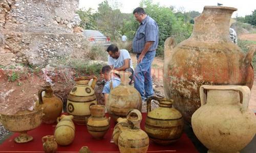 На Карпасе нашли древнее захоронение