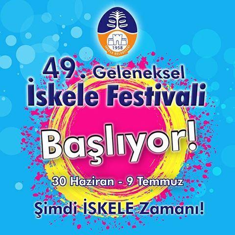49-й традиционный фестиваль в Искеле